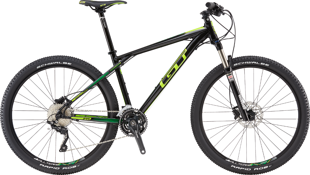 BRIGHT | Hardtail Mountain Bike - X Large