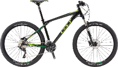 Hardtail Mountain Bike - Large