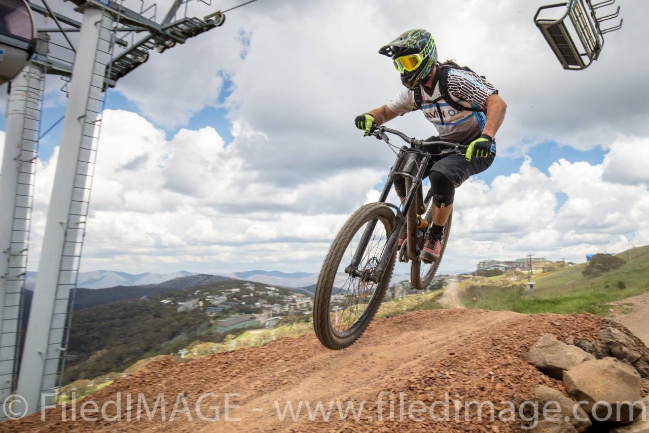 Summer Gravity Skills Camp Mt Buller - Skills Only