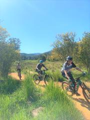 Intro to Mountain Biking - Bright