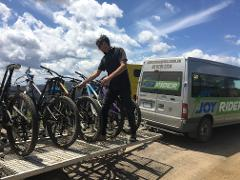 Mirimbah Park to Mt Buller MTB Shuttle