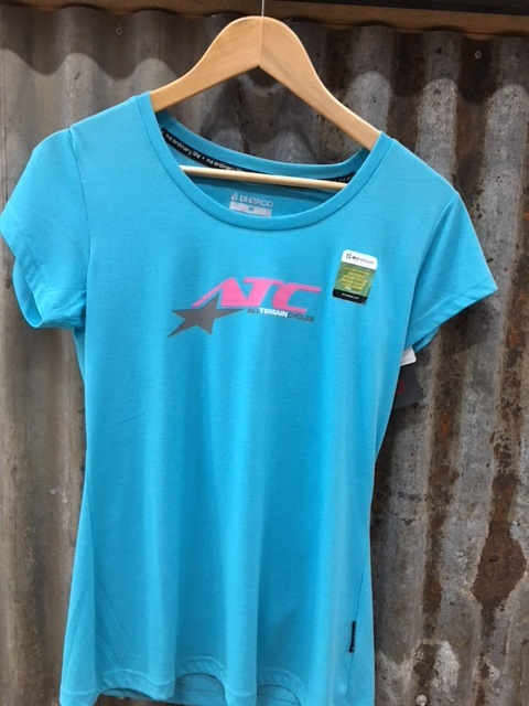 All Terrain Cycles Tech Tee Womens