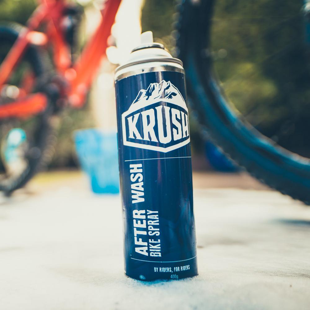 KRUSH After Wash Bike Spray