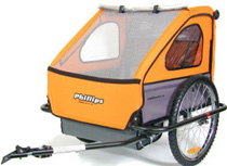 MANSFIELD | Kids Bike Trailer