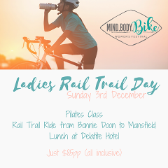 MBB   Ladies Rail Trail Day