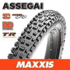 MAXXIS ASSEGAI 29 X 2.5 FOLDING DD 3C MAXXGRIP TR