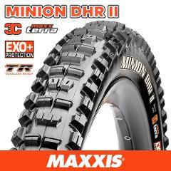 MAXXIS MINION DHR II 27.5 X 2.40 WT FOLDING EXO+ CASING 3C MAXX TERRA TR