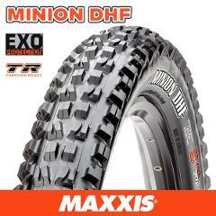 MAXXIS MINION DHF 24 X 2.40 FOLDING EXO TR