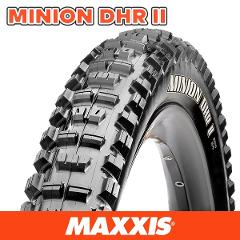 MAXXIS MINION DHR II 24 X 2.30 FOLDING