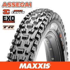 MAXXIS ASSEGAI 27.5 X 2.50 WT FOLDING EXO 3C MAXTERRA TR