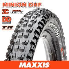 MAXXIS MINION DHF 29x2.5 WT FOLDING DD 3C MAXXTERRA TR
