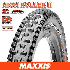 MAXXIS HIGH ROLLER II 29 X 2.5 WT FOLDING DD 3C MAXXTERRA TR