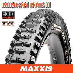 MAXXIS MINION DHRII 29 X 2.40 WT FOLDING EXO TR