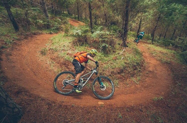 Trailmaster Skills Clinic - Mystic Bike Park