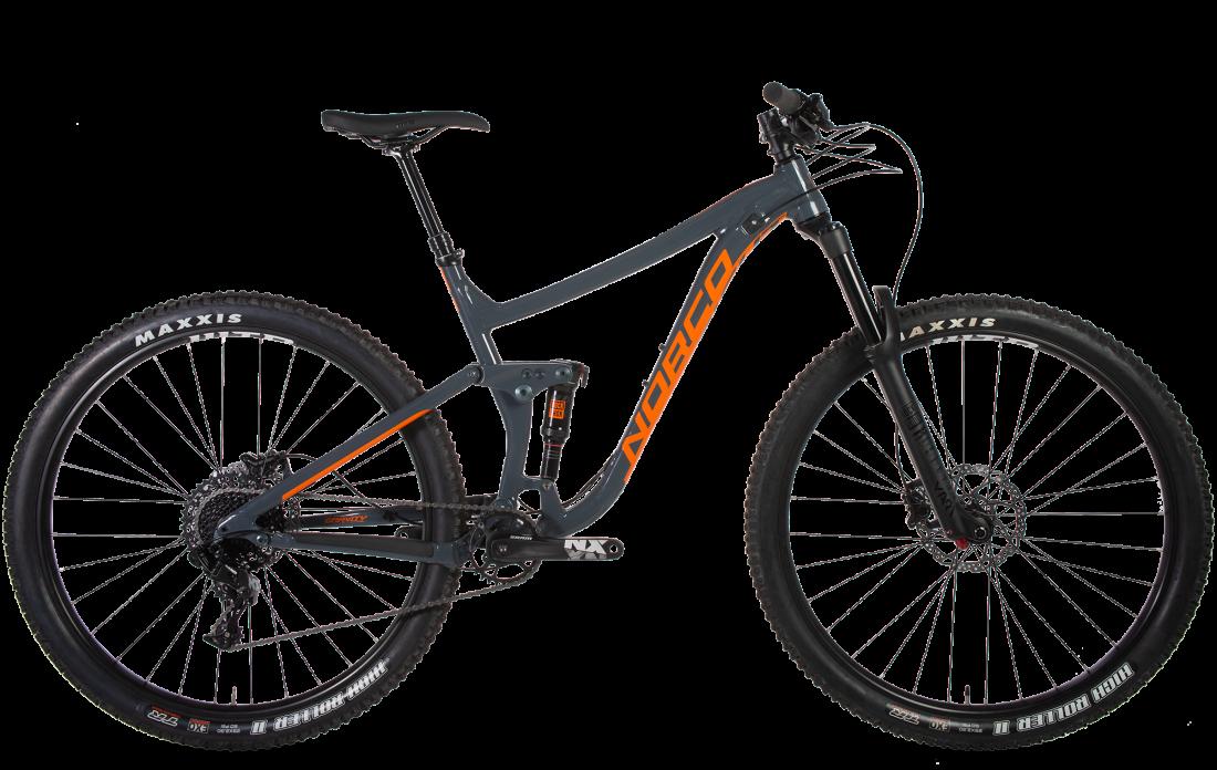 MT BULLER | Dual Suspension Mountain Bike - Large