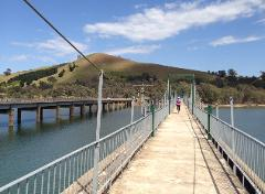 Rail Trail Transfer Mansfield to Tallarook