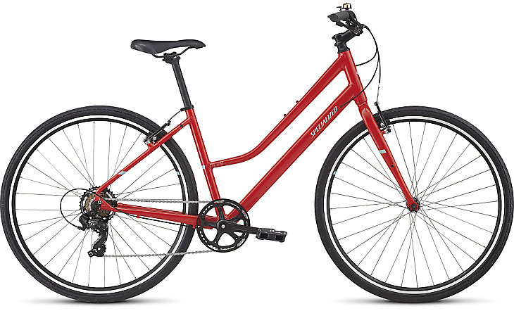 MANSFIELD | Rail Trail Hybrid Bike (Women's) - Large