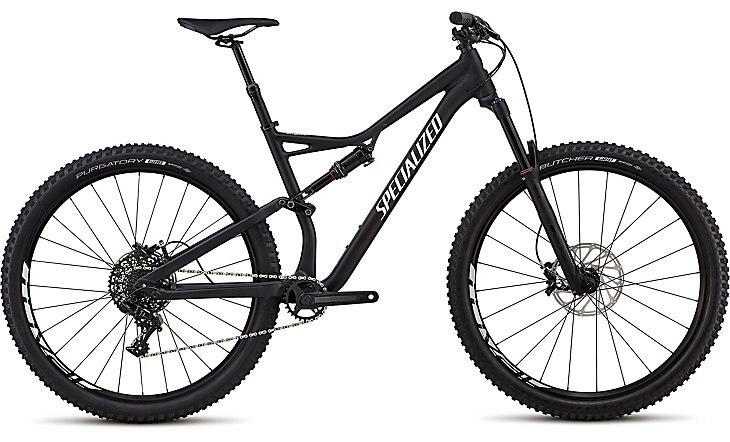 BRIGHT | Specialized Stumpjumper 27.5 - Small
