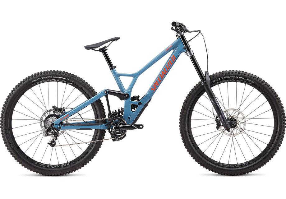 BRIGHT | Downhill Mountain Bike - Specialized Demo