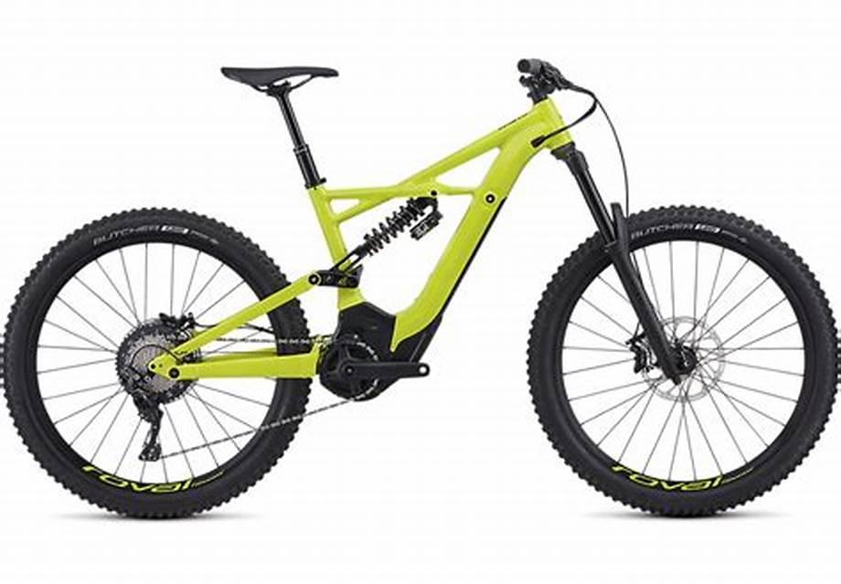 BRIGHT | Specialized Kenevo FSR E-bike - X Large