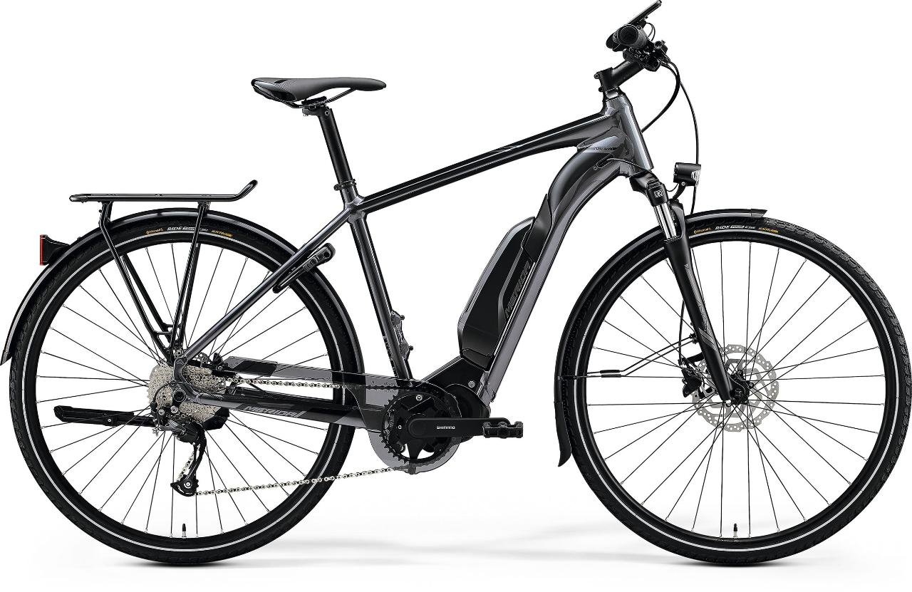 BRIGHT | Merida Hybrid Electric Bike - X Large