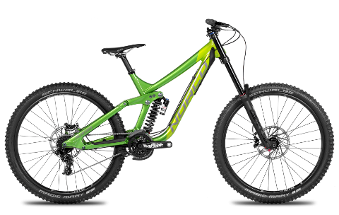 BRIGHT | Downhill Mountain Bike - Medium