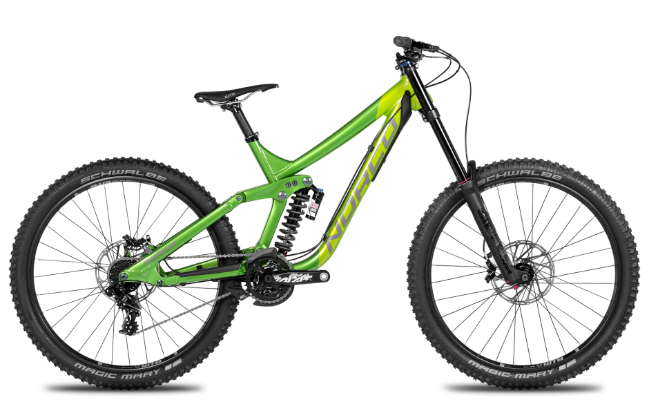 BRIGHT | Downhill Mountain Bike - X Large