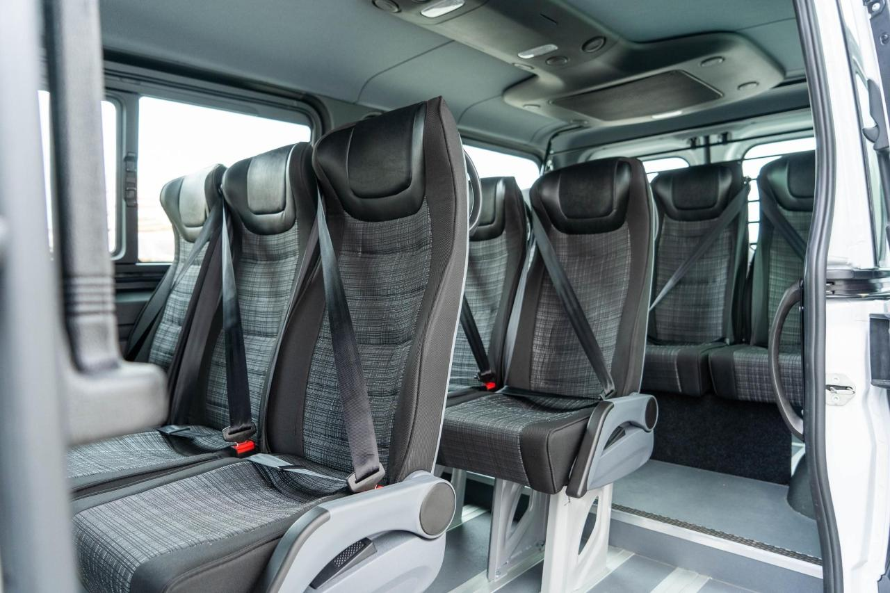 Private Charter vehicle driver/guide11 passenger seat's  8hrs