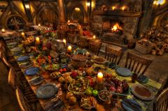 Rotorua Evening Experience: Hobbiton Evening Banquet Tour