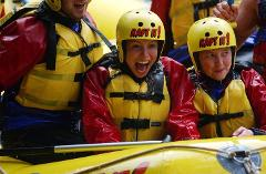 Shore Excursion From Tauranga: White Water Rafting with Optional Adventure Packages