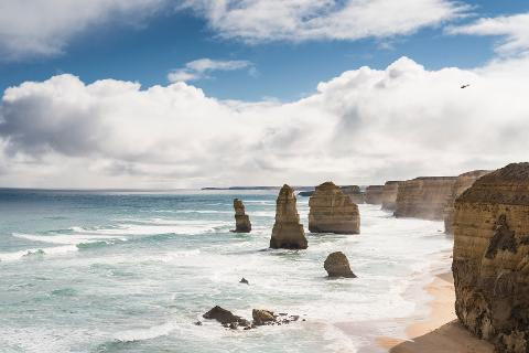 6 Days of shuttles. We meet you at your car each day. Apollo Bay to 12 Apostles Approx 100km. Starts Mondays.