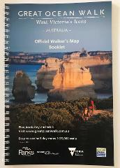 Great Ocean Walk Booklet Australia Postage