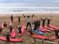 Surf Board Hire (soft learner G Boards)