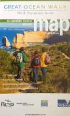 Great Ocean Walk Map International Postage