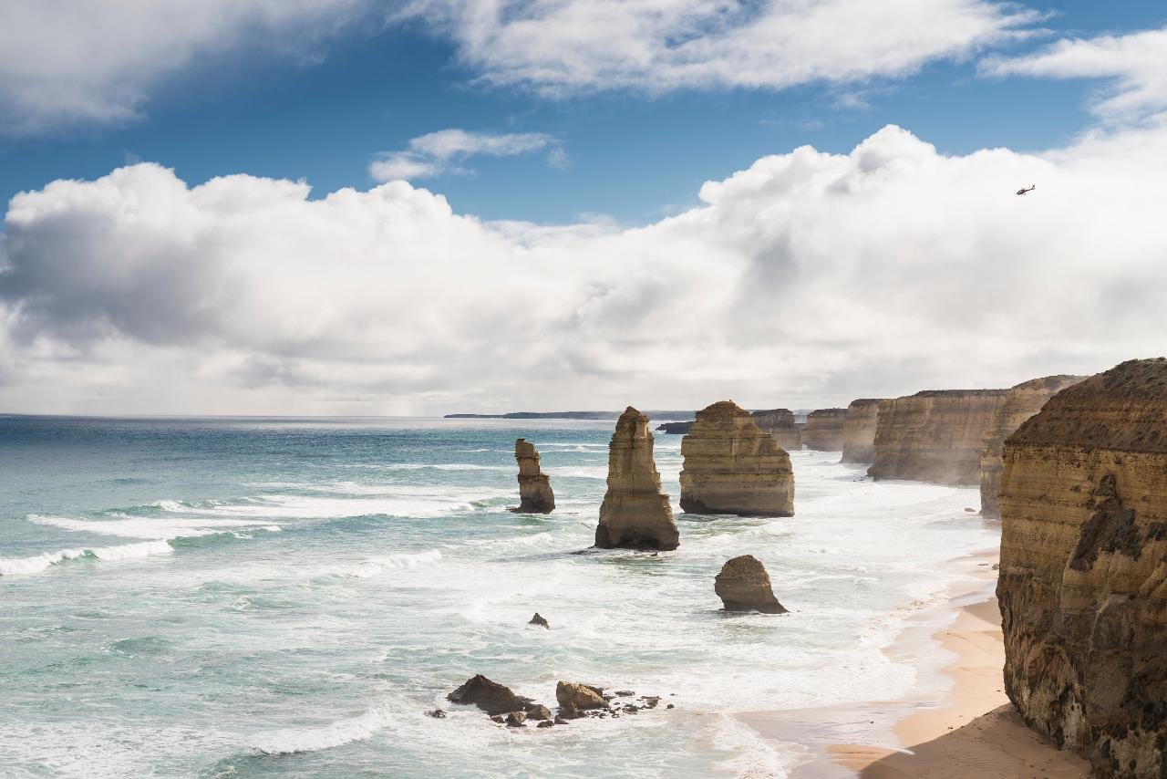 4 Days of shuttles. We meet you at your car each day. Parker Hill to 12 Apostles. 74km. Starts Wednesdays.