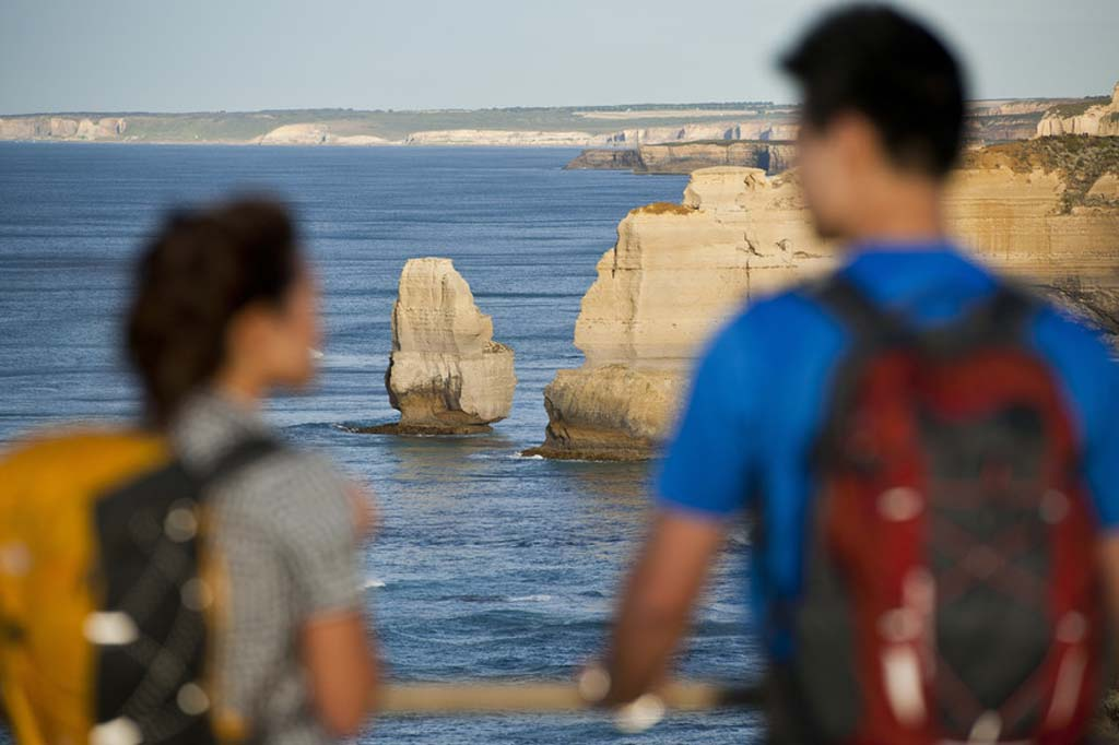 5 Day Self Guided Walk: Apollo Bay to 12 Apostles (100km) Departs Monday