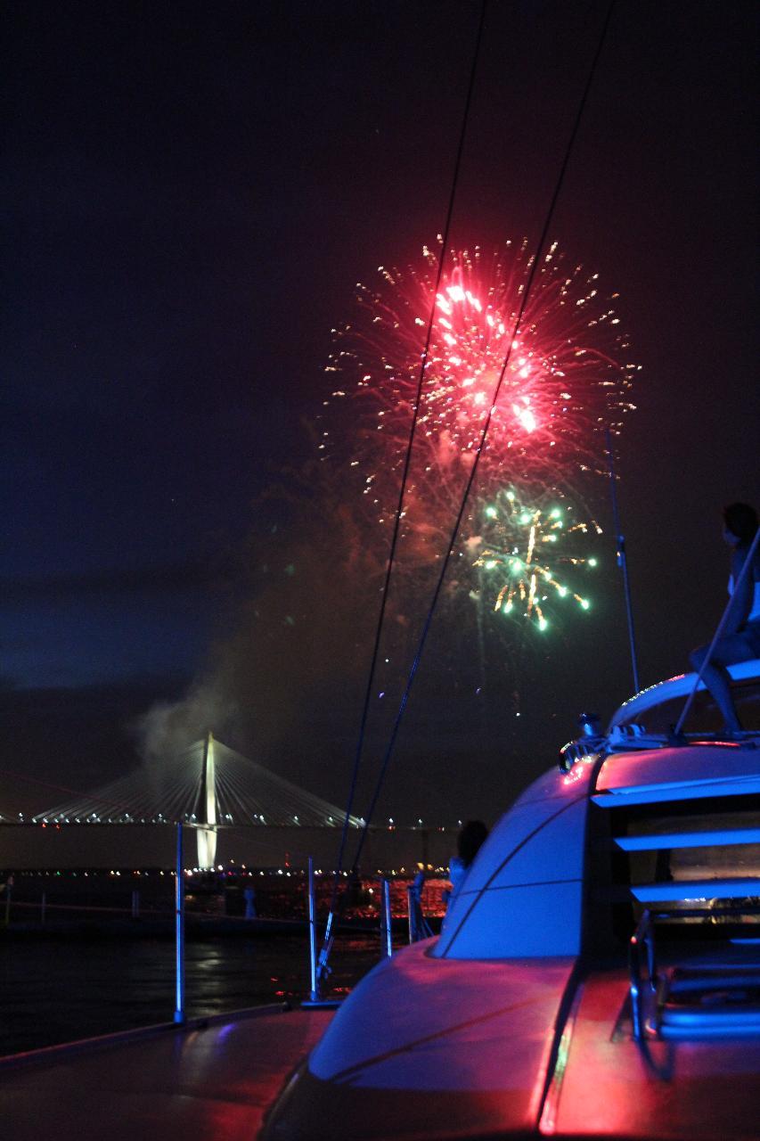 July 4th Sunset Sail