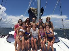 Bare Boat Day Sail