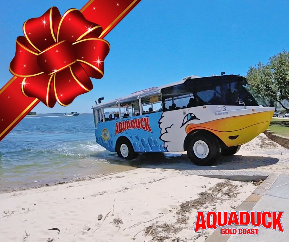 Gift Voucher - Aquaduck Gold Coast