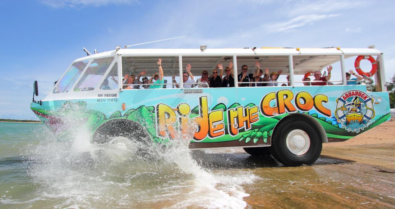 Aquaduck Airlie Beach Tour