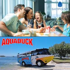 Aquaduck + Skypoint Observation Deck & Dining