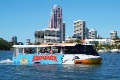PARTY - Aquaduck 'On Tour' Party - 1 hour city and river tour