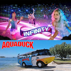 Aquaduck + Infinity Attraction Combo