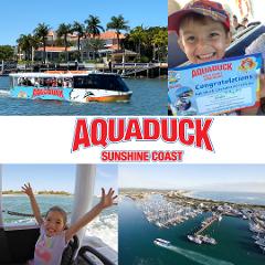 Aquaduck Sunshine Coast