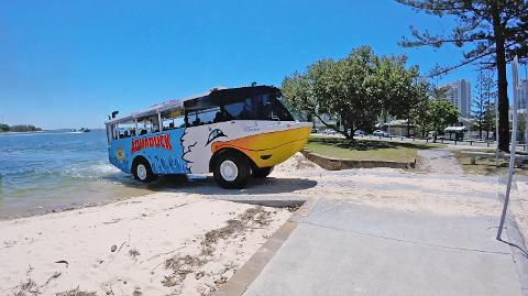 Aquaduck Safaris Gold Coast & Airlie Beach