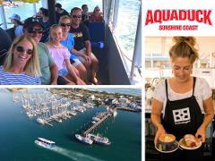 PROMO - Aquaduck Sunshine Coast with Morning Tea