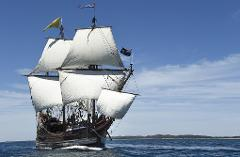 *NEW* School Groups - Duyfken Ship Tour + Entry