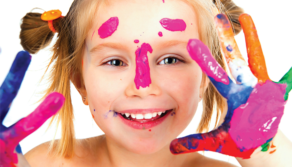 Toddler Messy Moments - Every Wednesday in November