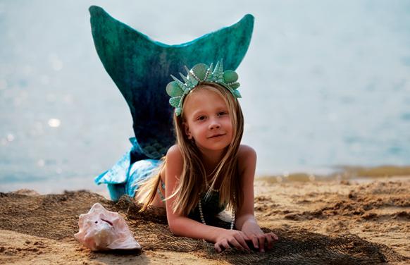 Mermaid School Workshop