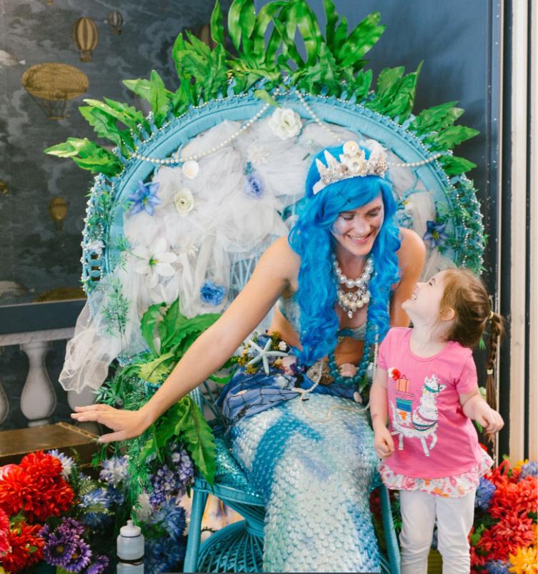 Mermaids and Ocean Fairies (includes Entry)